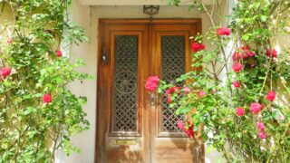 玄関の画像